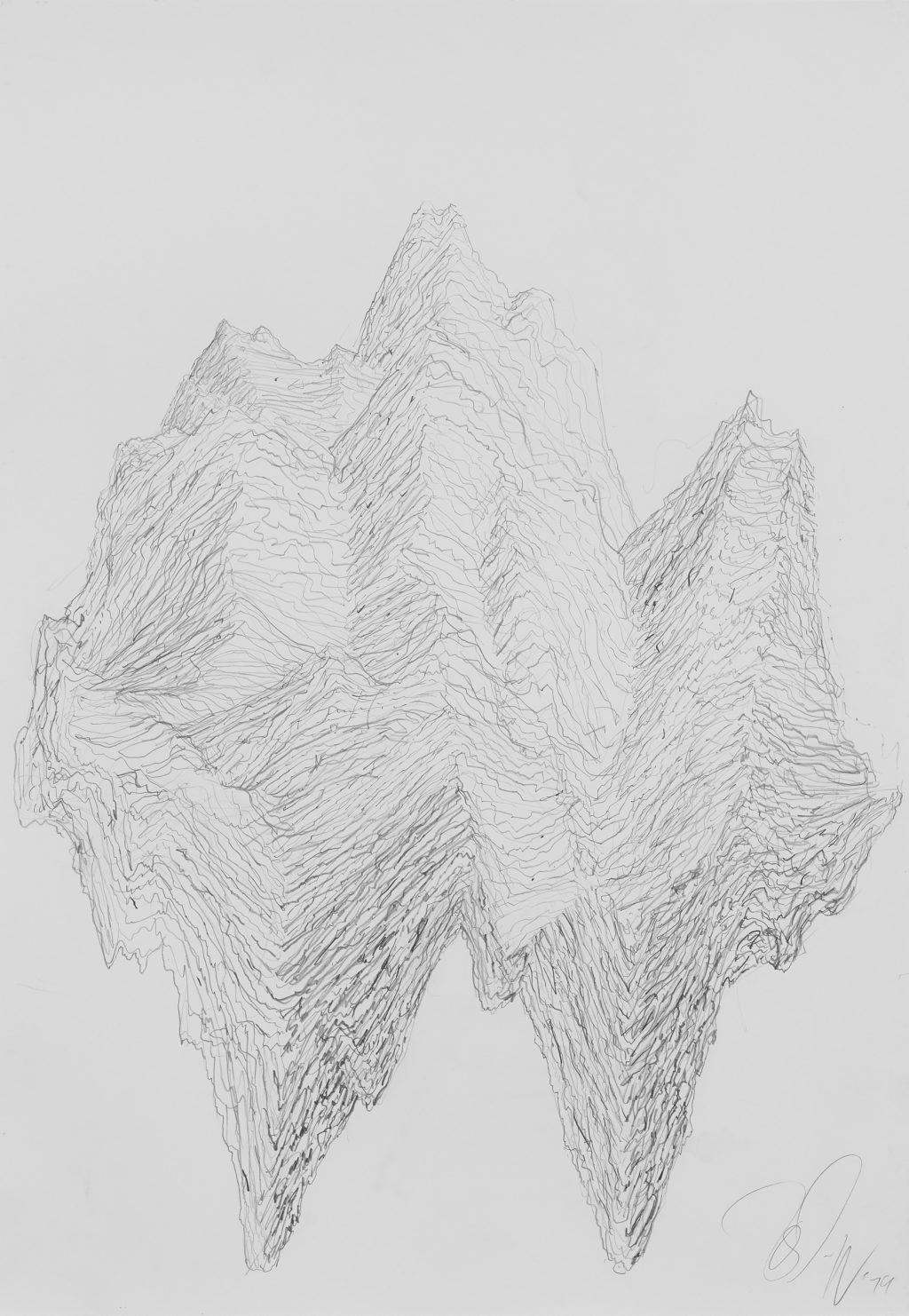 Tony Cragg – Drawing as Continuum