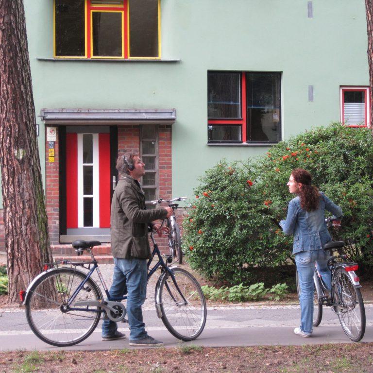 Architekturrundgang _Haus am Waldsee