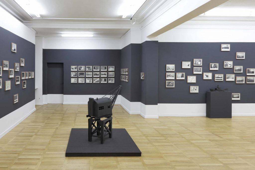 Marcel van Eeden – Schritte ins Reich der Kunst
