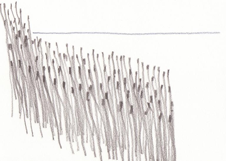Bettina Blohm – Berliner Zeichnungen