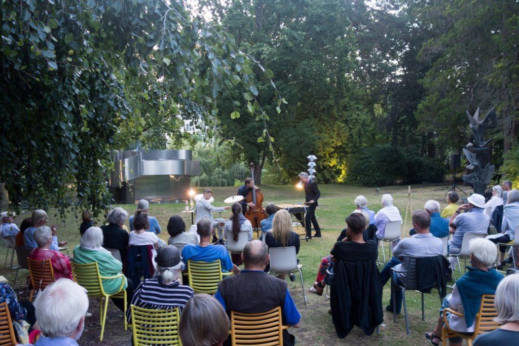 Konzert_Dell Lillinger Westergaard_2020_Foto Ruth Hommelsheim