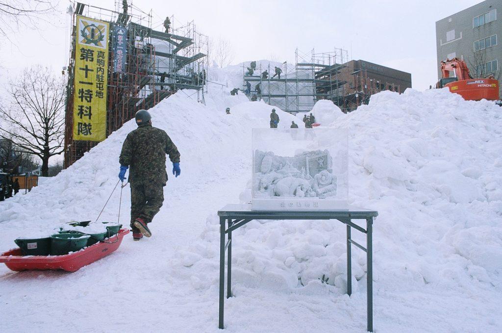 """Fischer und el Sani """"Snow Division"""" 2010"""