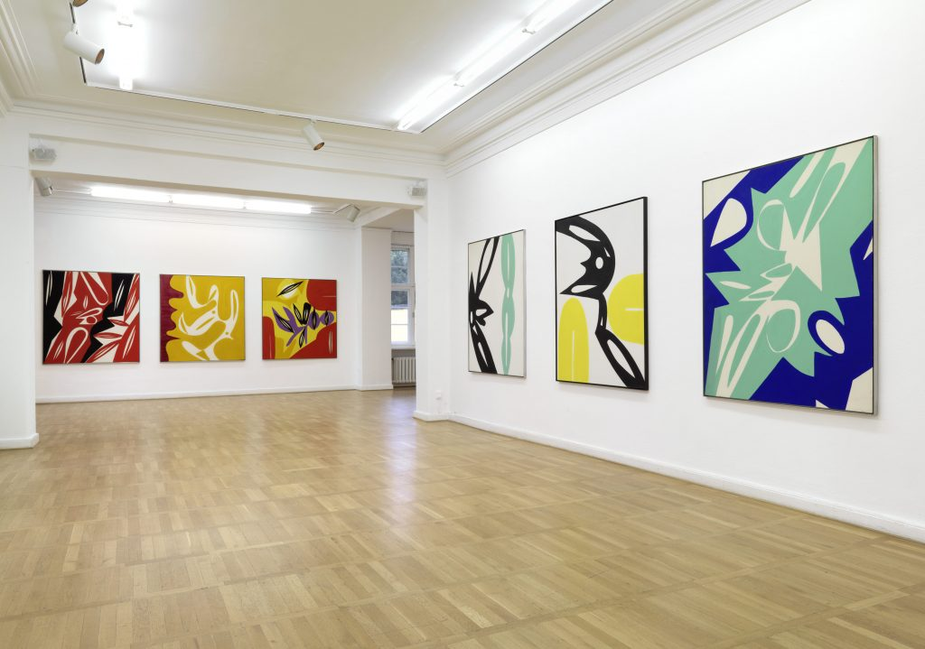 Ernst Wilhelm Nay and Colours – Paintings of the 1960s