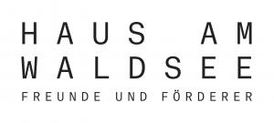 Haus am Waldsee, Freunde und Förderer Logo