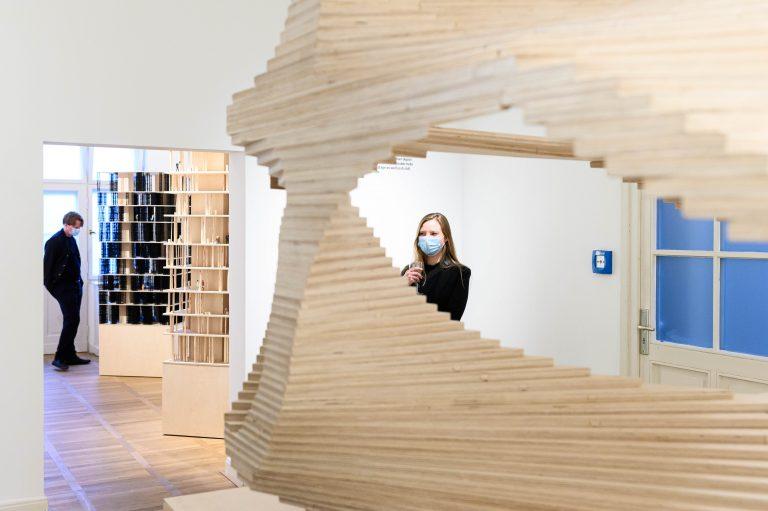 Barkow Leibinger Revolutions of Choice Ausstellungsansicht_c_Harry Schnitger
