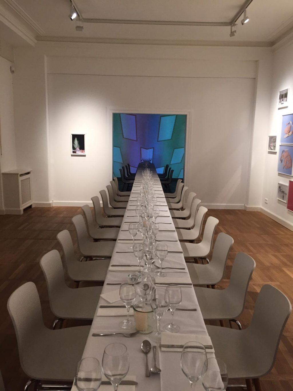 Künstlerinnenessen mit Johanna Diehl