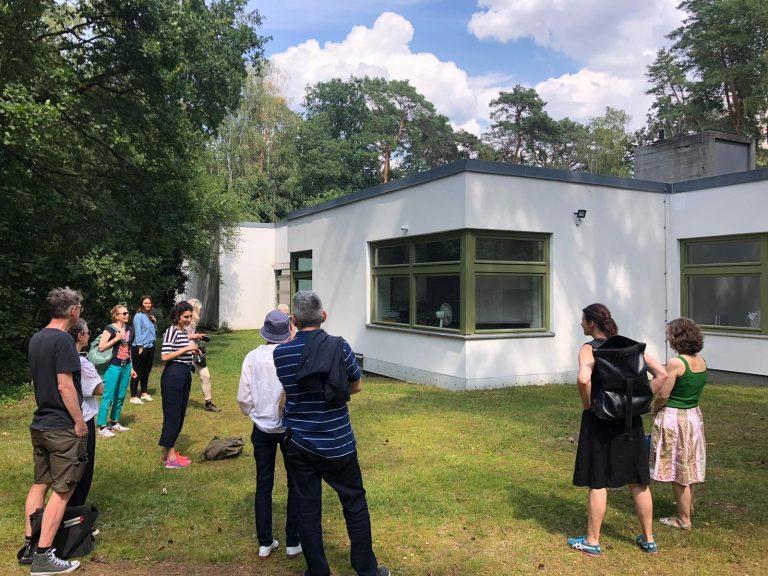 Von Haus zu Haus_Fahrradtour_Brücke Museum