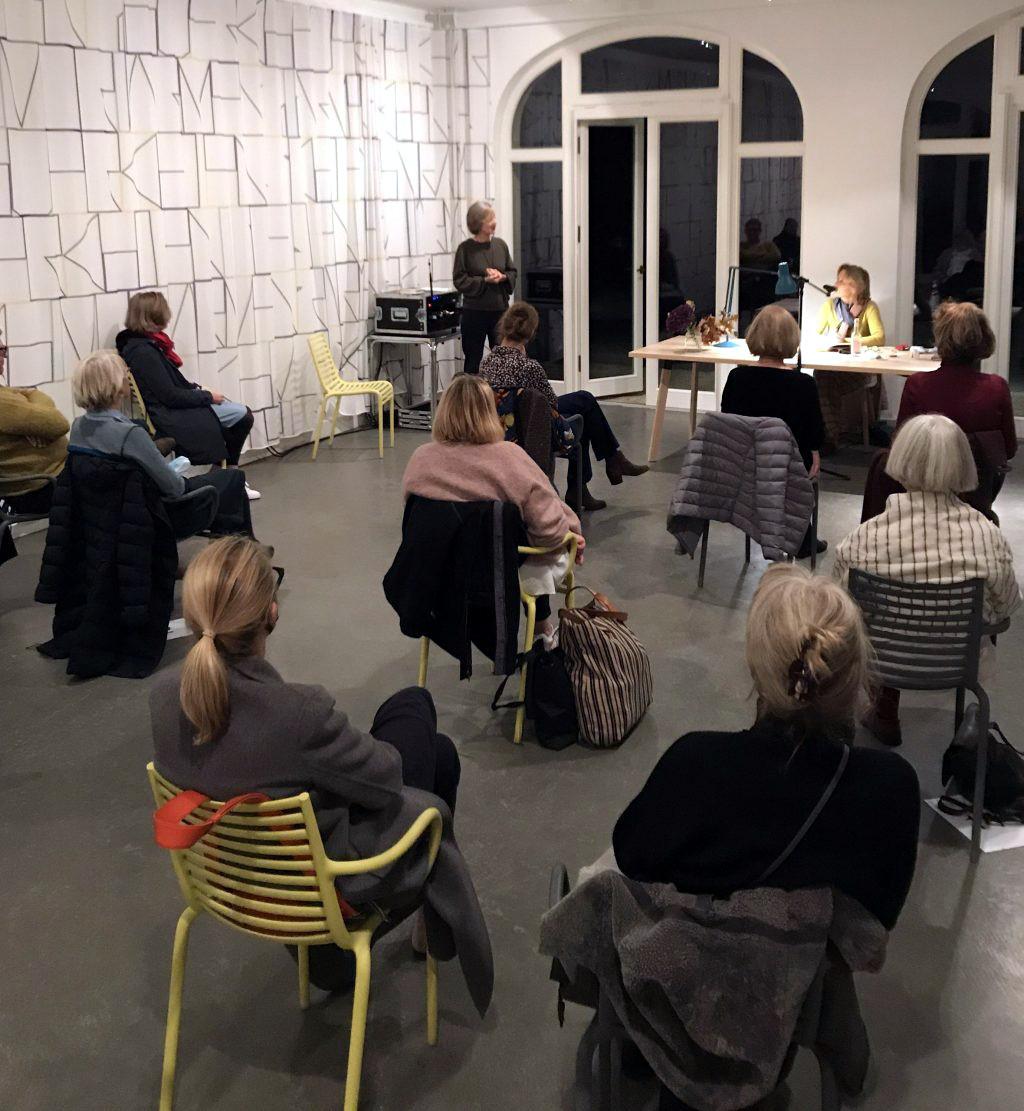 Vorlesung_Susanne Kippenberger_Haus am Waldsee