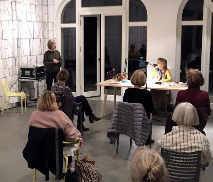 """Book Premiere """"Die Kunst der Großzügigkeit"""" with Susanne Kippenberger"""