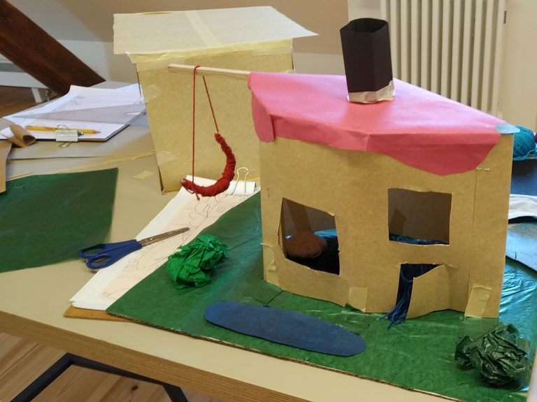 "Ferienakademie ""Experiment! Architektur, Skulptur, Ornament"""