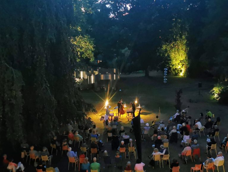 Jazzkonzert Dell Lillinger Westergaard
