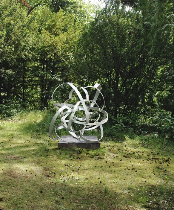 Jo Schöpfer, Sfera, 2001, Foto: Paul Schöpfer, VG Bild-Kunst Bonn 2019