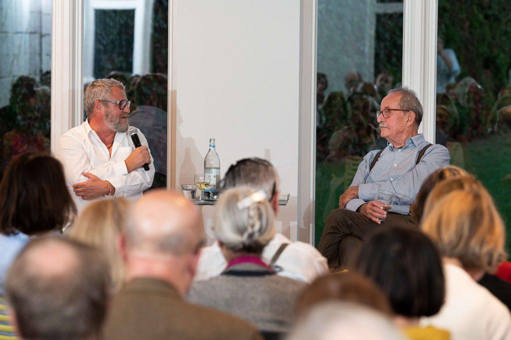 Artist talk with Tobias Rehberger