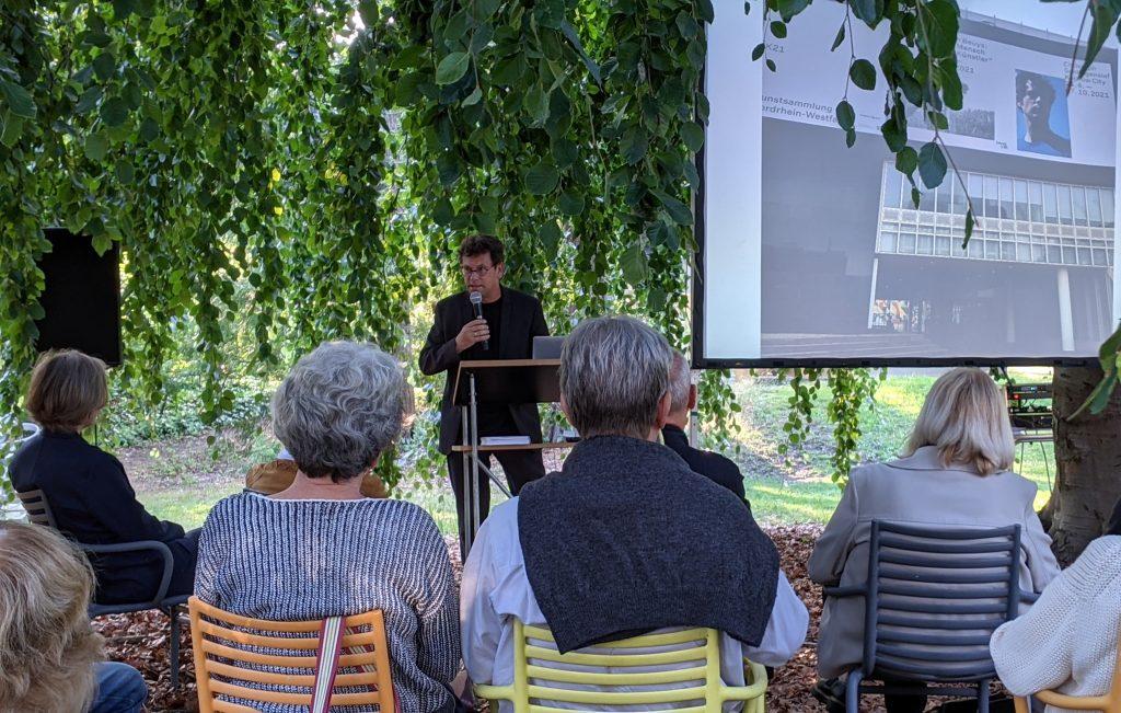 Beuys Vortrag von Prof. Dr. Philip Ursprung