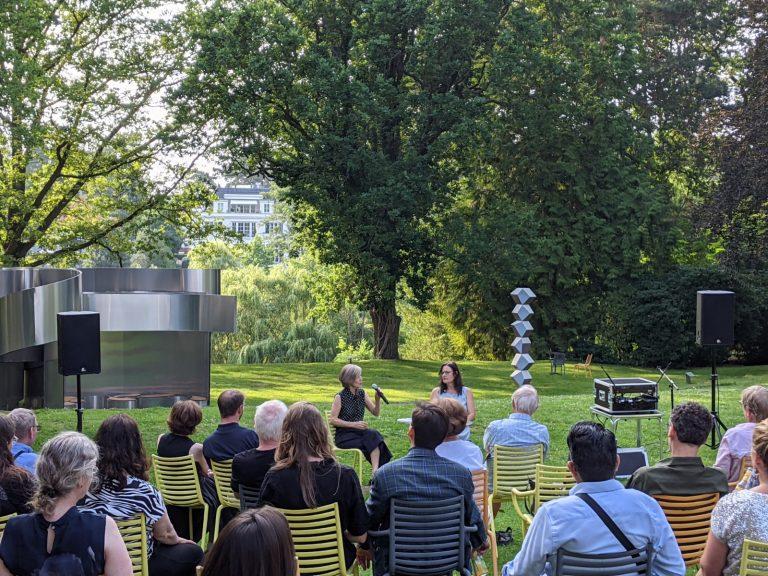 Künstlerinnengespräch mit Christiane Löhr