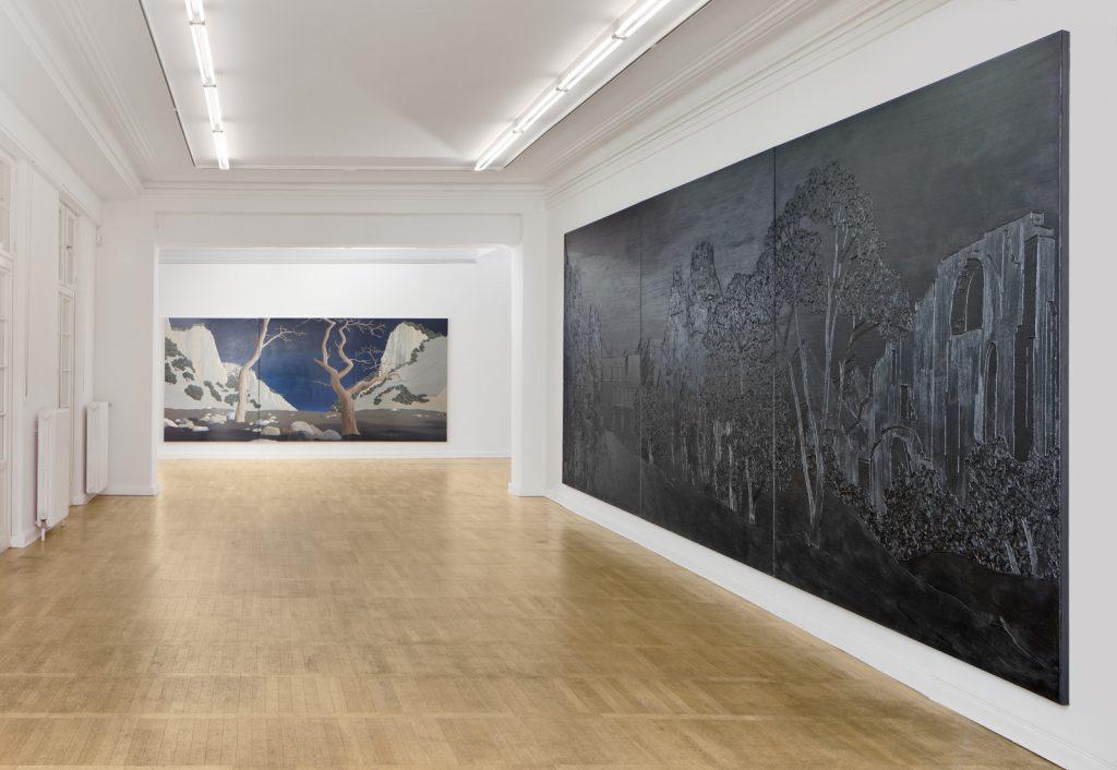 Sven Drühl – Simulationen. Landschaft jenseits der Wirklichkeit