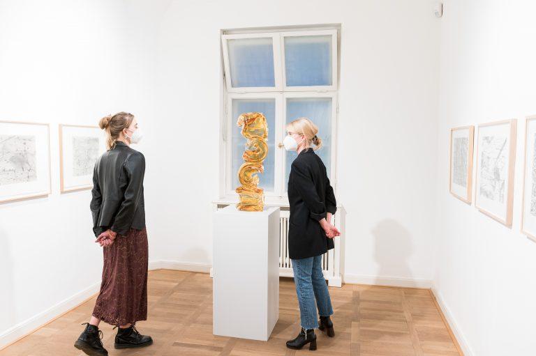Art Guide im Haus am Waldsee –Ein Bericht